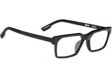 Dioptrické okuliare SPY ABEL - Matte Black