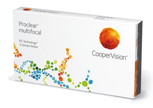 Proclear Multifocal (3 šošovky) Výpredaj - Exp. 10/2021