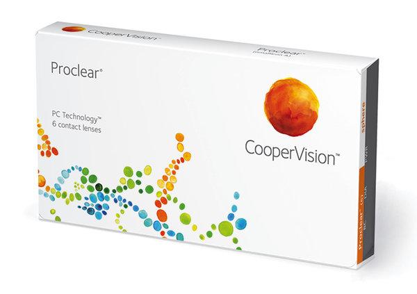 Proclear Compatibles Sphere (6 šošoviek) - poškodený obal