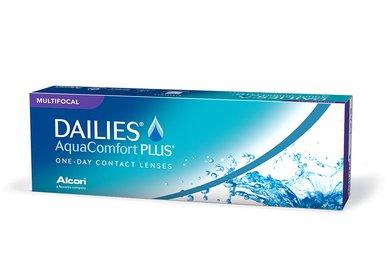 Dailies AquaComfort Plus Multifocal (30 šošoviek)