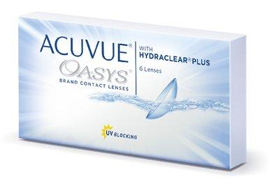 Acuvue Oasys (6 šošoviek) - poškodený obal