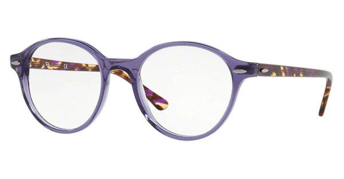 Dioptrické okuliare Ray-Ban RX 7118 8020 - Cena 118 f89ddd97cea