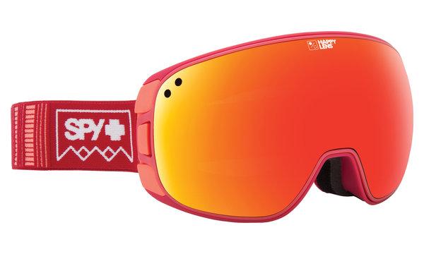 SPY Lyžiarske okuliare BRAVO Winter Blush