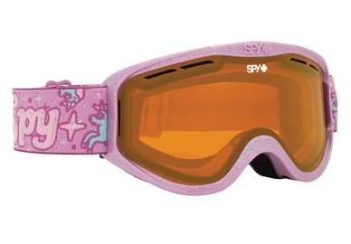 SPY Lyžiarske okuliare CADET Unicorn - Persimmon