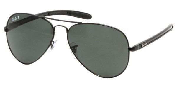 Slnečné okuliare Ray Ban RB 8307 002/N5 - polarizačné - Carbon