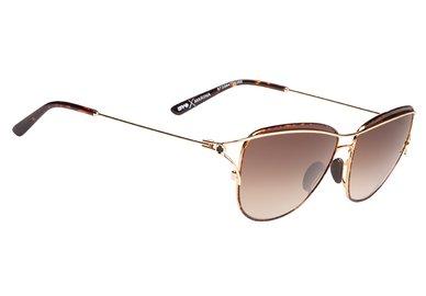 Slnečné okuliare SPY MARINA Gold Tort