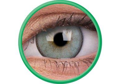ColourVue Lumina - Gleaming Green (2 šošovky trojmesačné) - nedioptrické
