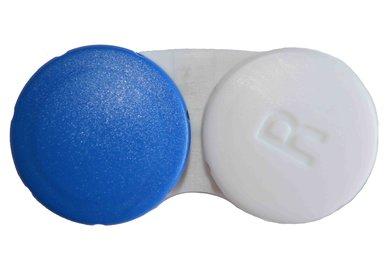 Klasické puzdro modro-biele