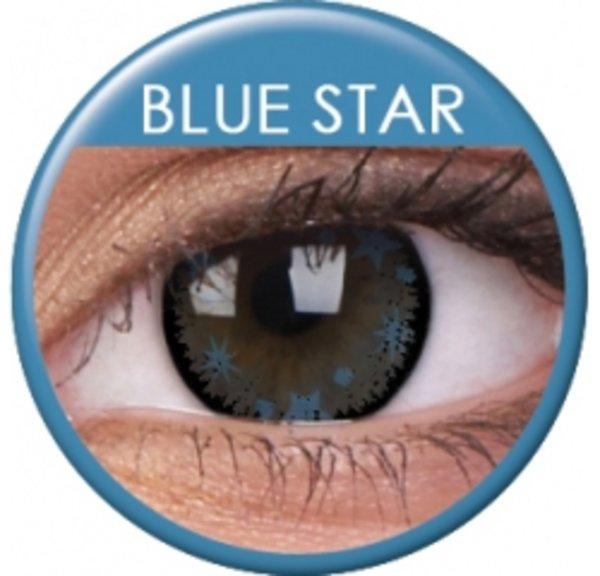Jewel -Blue Star (2 trojmesačné šošovky) - exp.05/2019