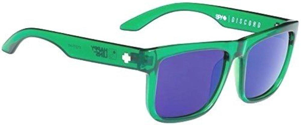 b83dec7c6 Slnečné okuliare SPY DISCORD Trans Green - Cena 96,00 € K-Šošovky.sk