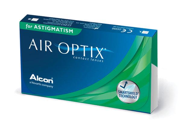 AIR OPTIX for ASTIGMATISM ( 3 šošovky ) - Dopredaj skladu