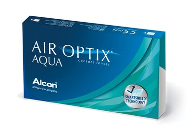 Air Optix Aqua (6 šošoviek) - exp.06/2020