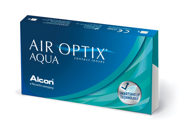 Air Optix Aqua (6 šošoviek) - exp.2019