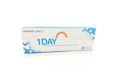 1 Day Comfort HydroSoft (30 šošoviek)