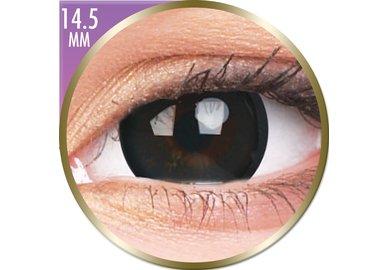 Phantasee Big Eyes - Brilliant Black (2 šošovky mesačné) - dioptrické - dopredaj