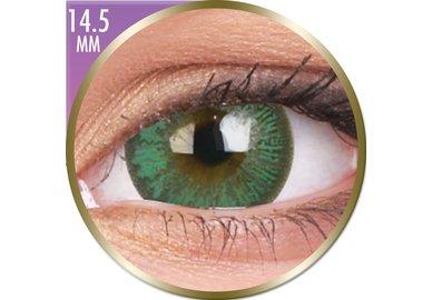Phantasee Big Eyes - Paris Green (2 šošovky mesačné) - dioptrické