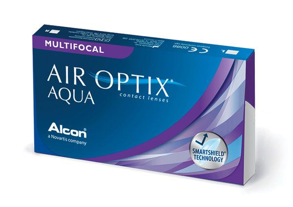 AIR Optix Aqua Multifocal (6 šošoviek) - dopredaj