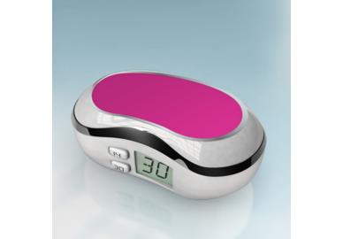 Digitálne púzdro -Biele/Ružové