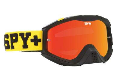 SPY motokrosové okuliare KLUTCH Yellow