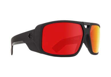 SPY Slnečné okuliare Touring Matte Black Red