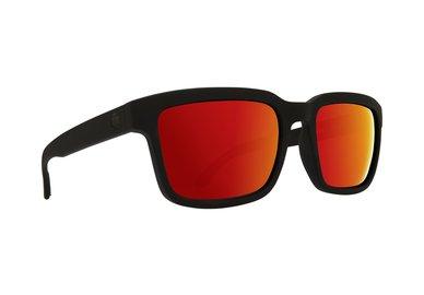 Slnečné okuliare SPY HELM2 Soft Matte Black
