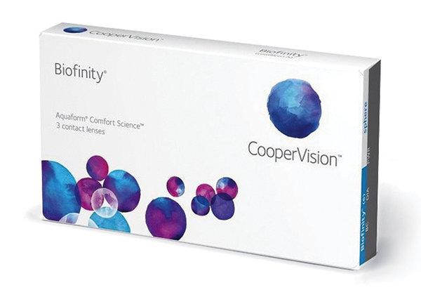 Biofinity (3 šošovky) - poškodený obal