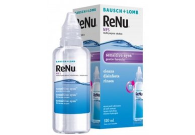 ReNu MPS Sensitive Eyes 120 ml s púzdrom exp.03/2019