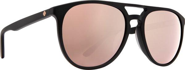Slnečné okuliare SPY SYNDICATE Matte Black - Rose