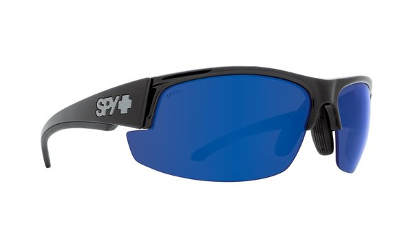 SPY cyklistické okuliare SPRINTER Black - Blue - polarizačné
