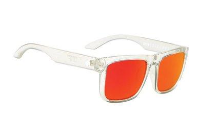 Slnečné okuliare SPY DISCORD Clear - red