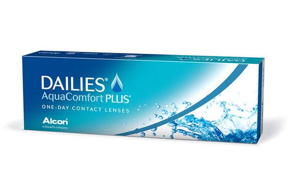 Dailies Aqua Comfort Plus (30 šošoviek) - exp.05/2021