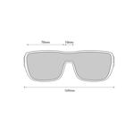 SPY Slnečné okuliare TRON Matte Smoke