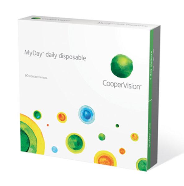 MyDay Daily Disposable (90 šošoviek)