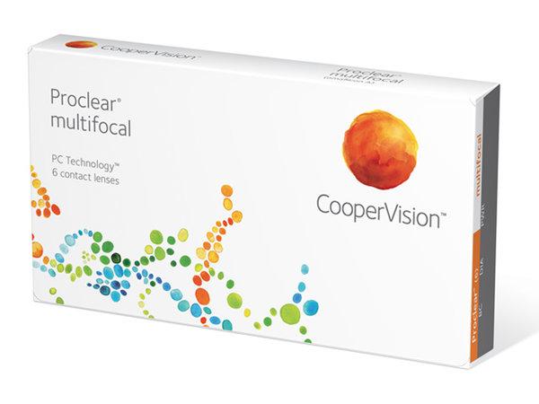 Proclear Multifocal (6 šošoviek)