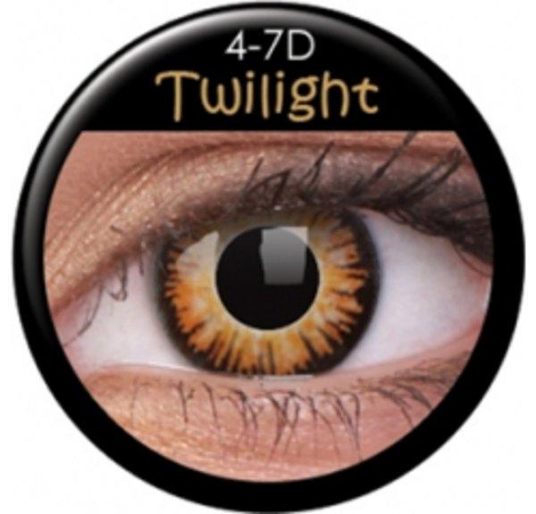 ColourVue Crazy šošovky - Twilight (2 ks ročné) - exp.4/2020