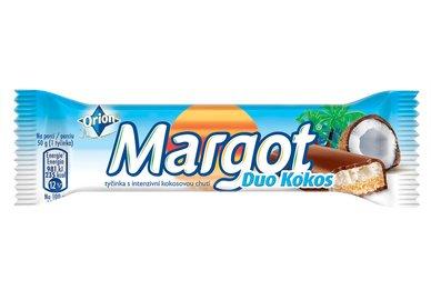 Tyčinka Margot Duo Kokos