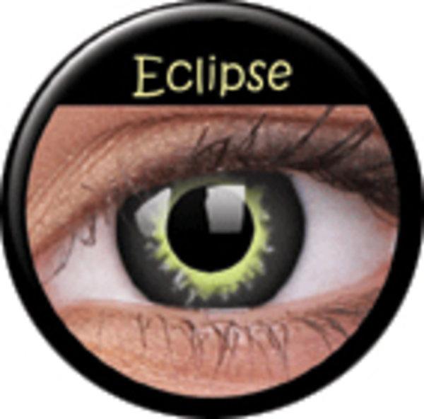 ColourVue CRAZY ŠOŠOVKY - Eclipse (2 ks trojmesačné) - nedioptrické - exp.4/2020