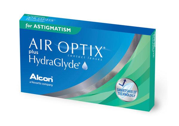 Air Optix plus HG for Astigmatism (3 šošovky)