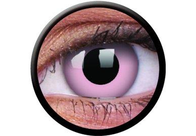 ColourVue Crazy šošovky - Barbie Pink (2 ks ročné) - nedioptrické