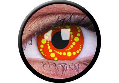 ColourVue Crazy šošovky - Energy (2 ks ročné) - nedioptrické