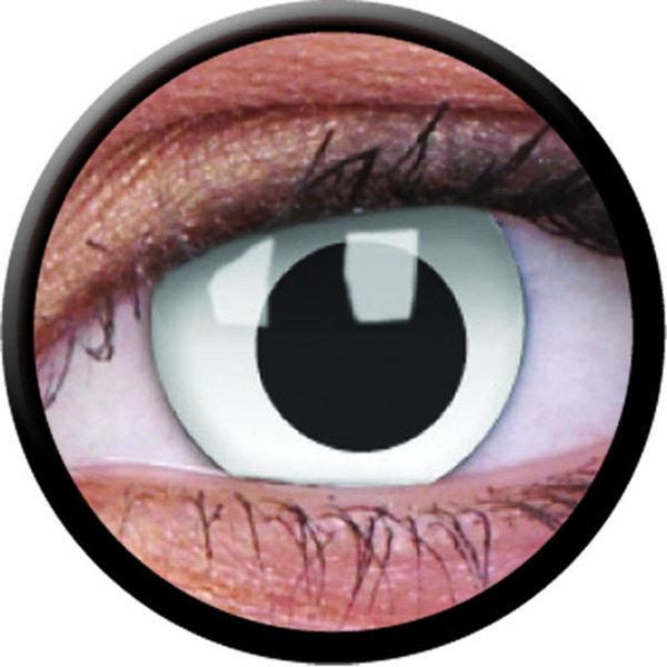 ColourVue Crazy šošovky - Cross Eyed (2 ks trojmesačné) - nedioptrické