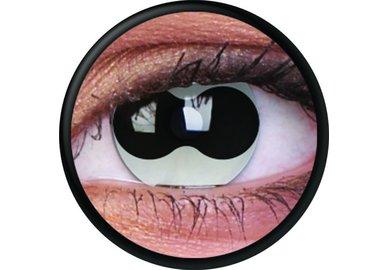 ColourVue Crazy šošovky - Split Eye (2 ks ročné) - nedioptrické