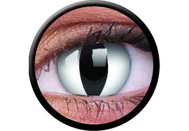 ColourVue Crazy šošovky - Viper (2 ks ročné) - nedioptrické