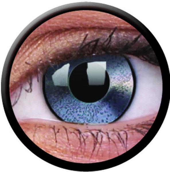 ColourVue Crazy šošovky - Mirror (2 ks trojmesačné) - nedioptrické - exp.04/2020