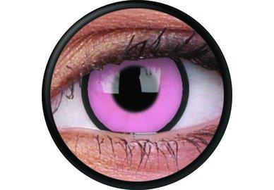 Crazy šošovky 2 ks ročné - Hot Pink